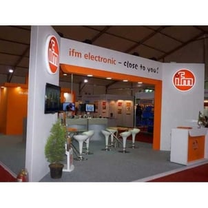 Mall Promotional Exhibition Stall