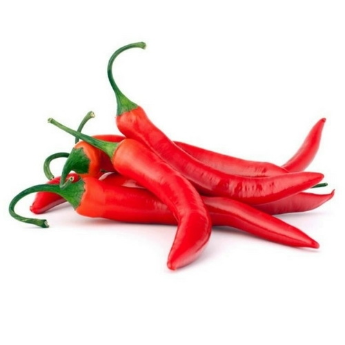 Natural Dry Red Chili Pepper