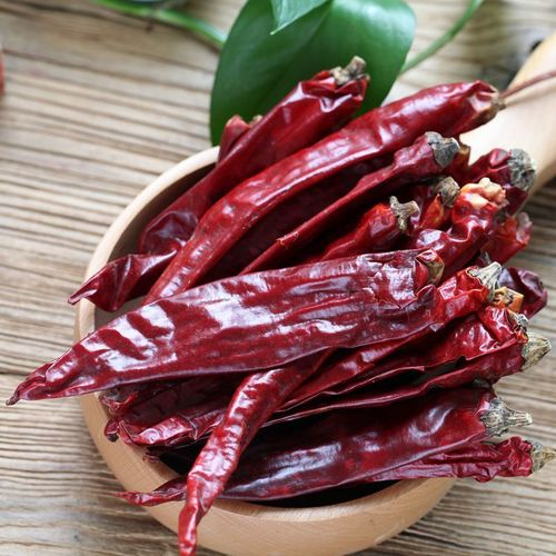 Spicy Dried Red Chilli Pepper