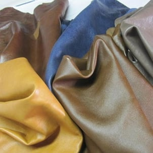 Soft Vegetable Tanned Leather