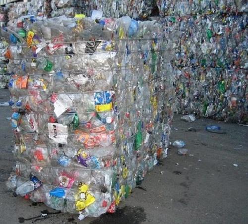 PET Bottle Flakes Plastic PET Scrap Clear Recycled