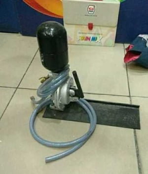 Durable Injection Grouting Pump