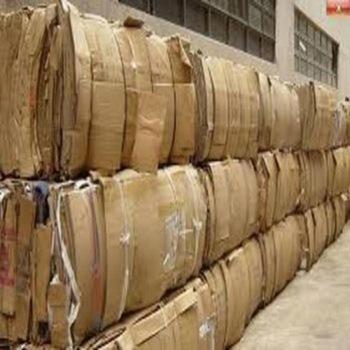 OCC 11 And 12 Waste Kraft Paper Scrap