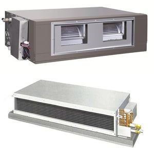 Compact Design Ductable Air Conditioner