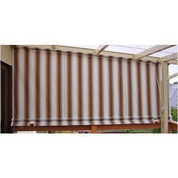 Perfect Finish Vertical Awning