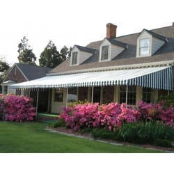 Polycarbonate Fix Structure Awning