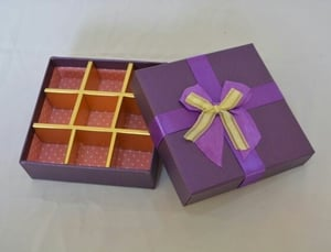 Krapt Paper Chocolate Gift Boxes