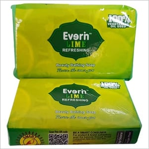 Bath Soap Lime 55 and 100 gm