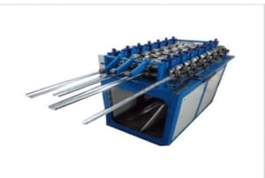 Pop Roll Forming Tools