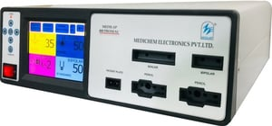 Electrosurgical Unit with Vessel Sealing Device Medilap 400 Proseal