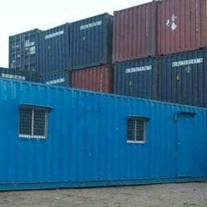 Heavy Steel Office Container