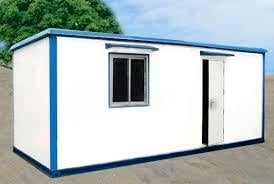 Light Weight Prefabricated Portable Cabin