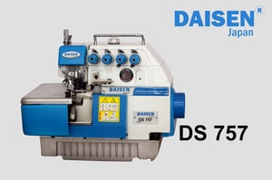 757D Direct Drive High Speed Computerized Overlock Sewing Machine