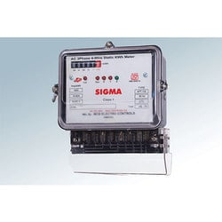 4 Wire Static KWh Meter