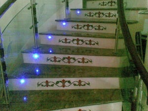Quality Tested Stairs With Inlay