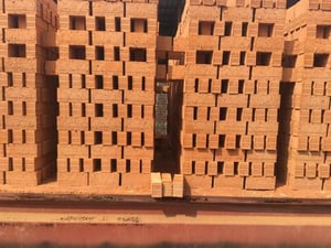 Extra Strong Red Bricks