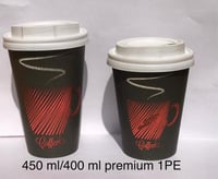 Disposable Premium Paper Glass for Hot And Cold Drinks