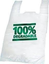 100% Disposable Carry Bags