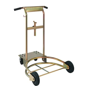 Hand Moving Drum Trolley