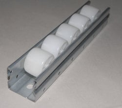 Highly Durable Roller Track