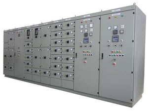 Electric Control Panels And Switch Gears