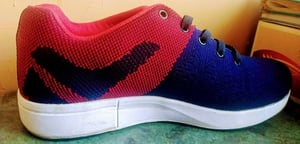 Mens Flyknit Sports Shoes
