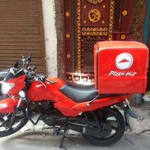 Pizza Delivery Boxes