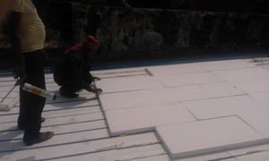 Sloping And Flat Roof Heat Insulation