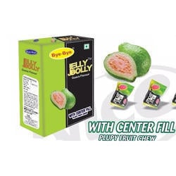Guava Fruit Flavoured Jelly