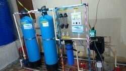Mineral Water ATM Plant