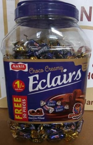 Tasty Choco Eclairs Toffees