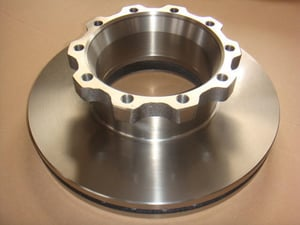 Dimensional Accuracy Rotor Disc