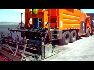Excellent Performance Micro Surfacing Machine