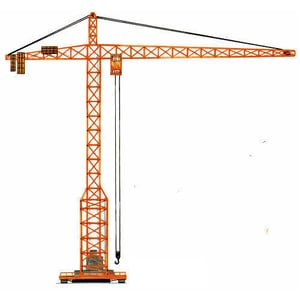 Robust Construction Tower Cranes