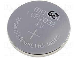 CR2032 Button Cell Batteries