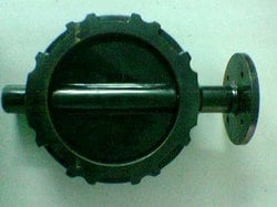 Strong Material Cut Off Valves