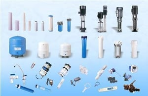 Chemical RO Spare Part