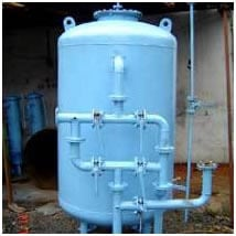 Reliable Pressure Sand Filter