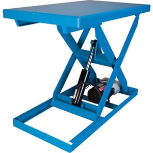 Stainless Steel Hydraulic Lifting Table