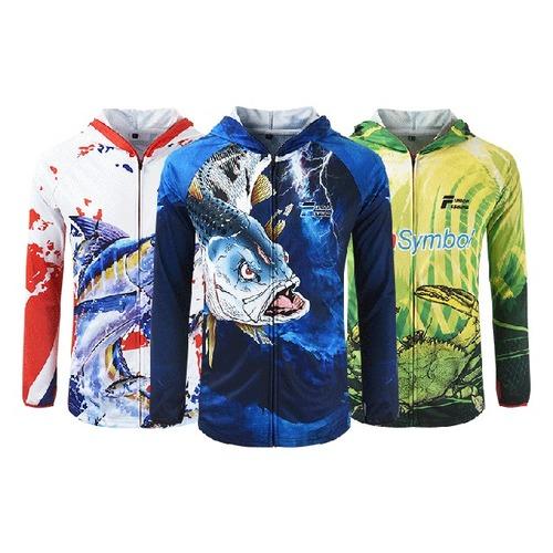 100% Polyester Outdoor Sportswear Shirt