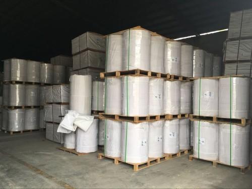 100% Virgin Wood Pulp MF White Tissue Paper