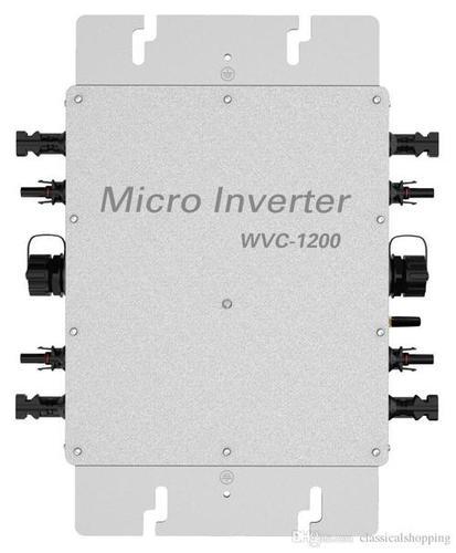 1200w Micro Inverter Grid Tie Solar Panel
