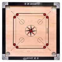 Wooden Carrom Board Game