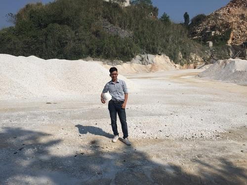 Fine Grade White Limestone