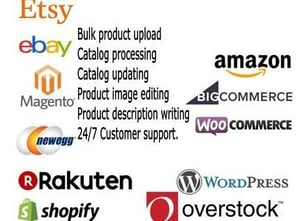 Product Data Feed Services (Amazon)