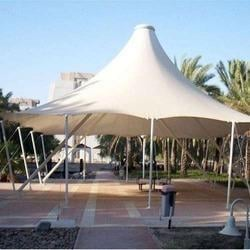 Tensile Membrane PVC Tent with 10 Feet Height