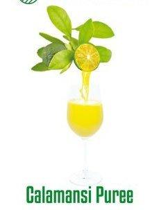 No Additive Calamansi Juice Certifications: Brc