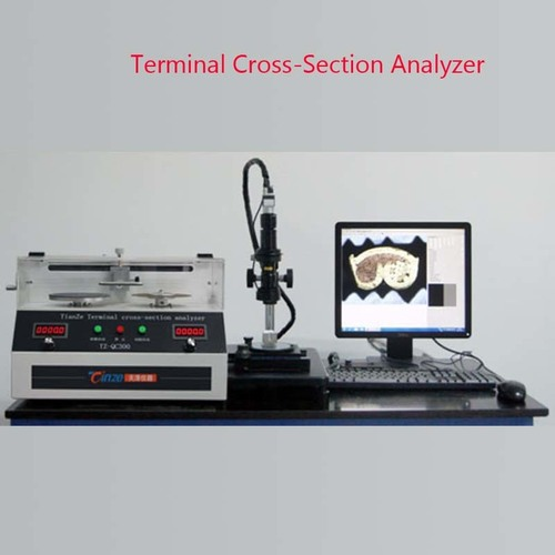 Portable Terminal Cross Section Analyzer