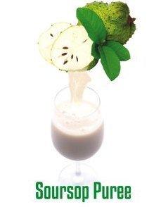 Creamy White Soursop Puree Certifications: Brc Food