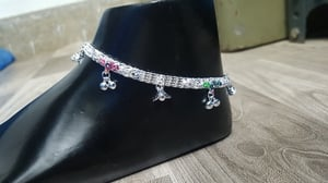 Silver Sterling Anklets Jewelry